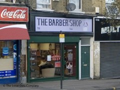 The Barber Shop, exterior picture