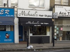 Michael's Hair Styles image