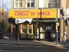 Shere Khan's Chilli 'N' Spice image