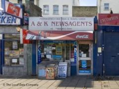 A & K Newsagents image