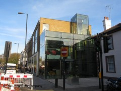 Foxtons, exterior picture