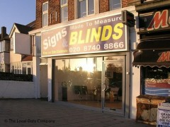 Signs & Blinds image