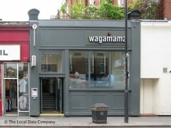 Wagamama, exterior picture