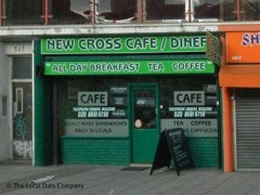 New Cross Cafe, exterior picture