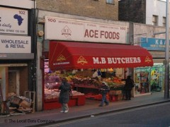M B Butchers image