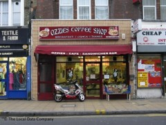 Ozzies Coffee Shop, exterior picture