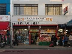 A R Cash & Carry image