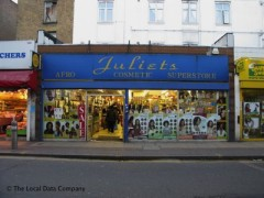 Juliets Afro Cosmetic Superstore, exterior picture