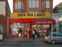 Jaffa Hair & Beauty, exterior picture