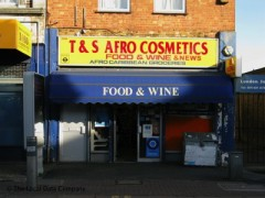 T & S Afro Cosmetics, exterior picture