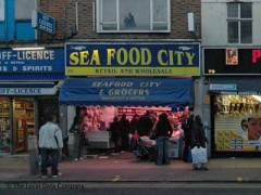 Sea Food City, exterior picture