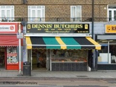 Dennis\' Butchers, exterior picture