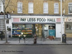 Pay Less Food Hall, exterior picture