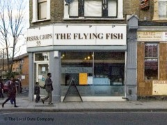 The Flying Fish, exterior picture