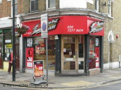 Pizza Hut Delivery 57 Denmark Hill London Fast Food