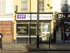The Dental Practice, exterior picture