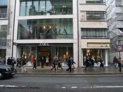 Zara 215 219 Oxford Street London Fashion Shops Near