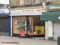 Jimmy\'s Barber Shop, exterior picture