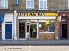 Bert's Fish Bar image