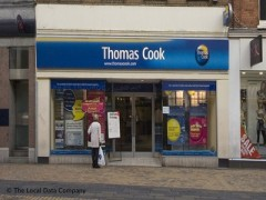 Thomas Cook, exterior picture
