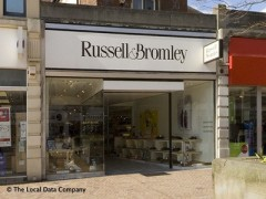 Russell & Bromley, exterior picture