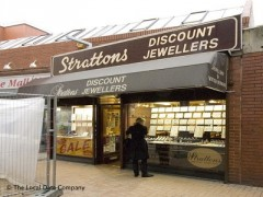 Strattons Jewellers, 16 The Mall, Bromley - Jewellers near