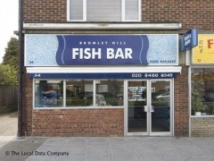 Bromley Hill Fish Bar, exterior picture