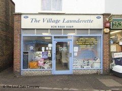 The Village Launderette, exterior picture