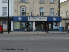 Duncans Pharmacy, exterior picture
