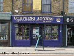 Stepping Stones, exterior picture