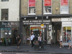 Music & Video Exchange, exterior picture