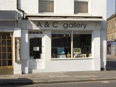 A & C Gallery, exterior picture