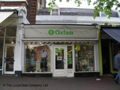 Oxfam, exterior picture
