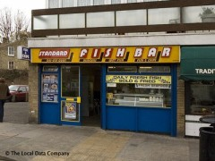 Standard Fish Bar, exterior picture