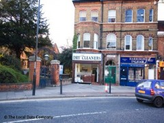 Village Dry Cleaners, exterior picture