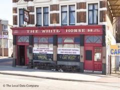The White Horse image