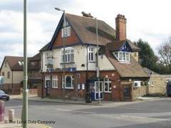 The Railway Tavern, exterior picture