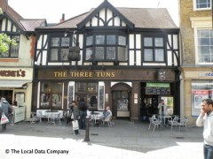 The Three Tuns, exterior picture