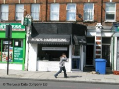 Minos Hairdressing, exterior picture