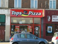 Tops Pizza 216 High Street Croydon Pizza Takeaway In London