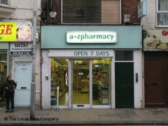 A-Z Pharmacy, exterior picture