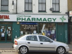 Lloyd George Pharmacy, exterior picture