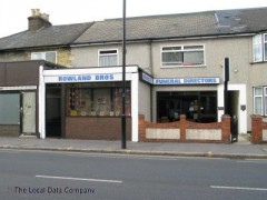 Rowland Brothers Funeral Directors, exterior picture