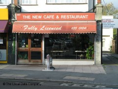 The New Cafe & Restaurant, exterior picture
