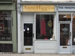 Anne Higgins image