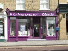 Glamour Nails, exterior picture