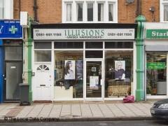 Illusions Unisex Hairdressers image