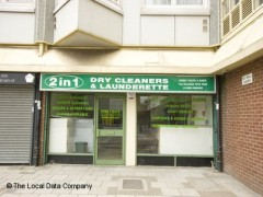 2 in 1 Dry Cleaners & Launderette image