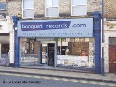 Banquet Records image