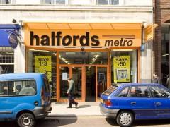 Halfords 27 Thames Street Kingston Upon Thames Car